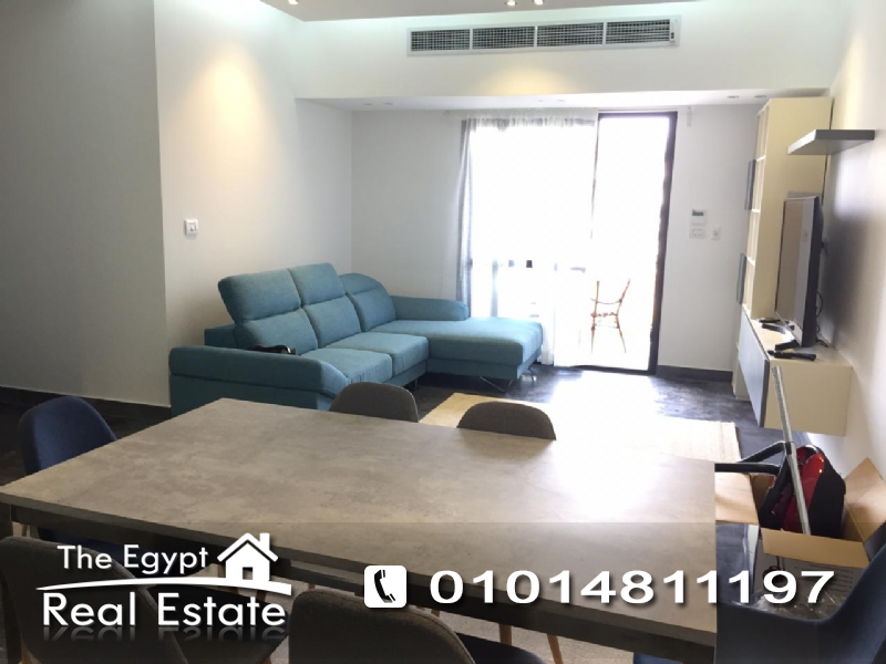 The Egypt Real Estate :Residential Apartments For Rent in  Eastown Compound - Cairo - Egypt