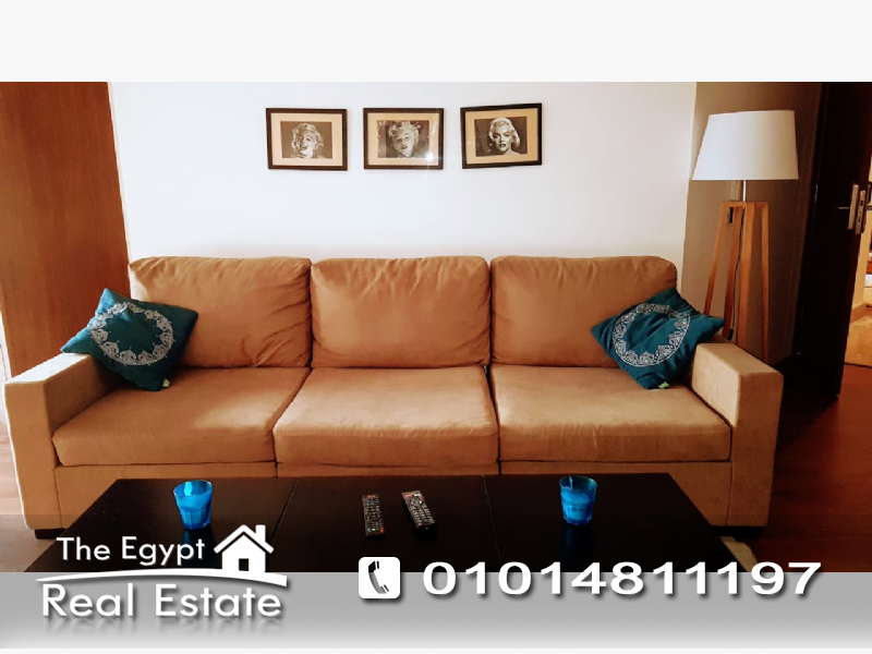 The Egypt Real Estate :Residential Studio For Rent in  Katameya Dunes - Cairo - Egypt