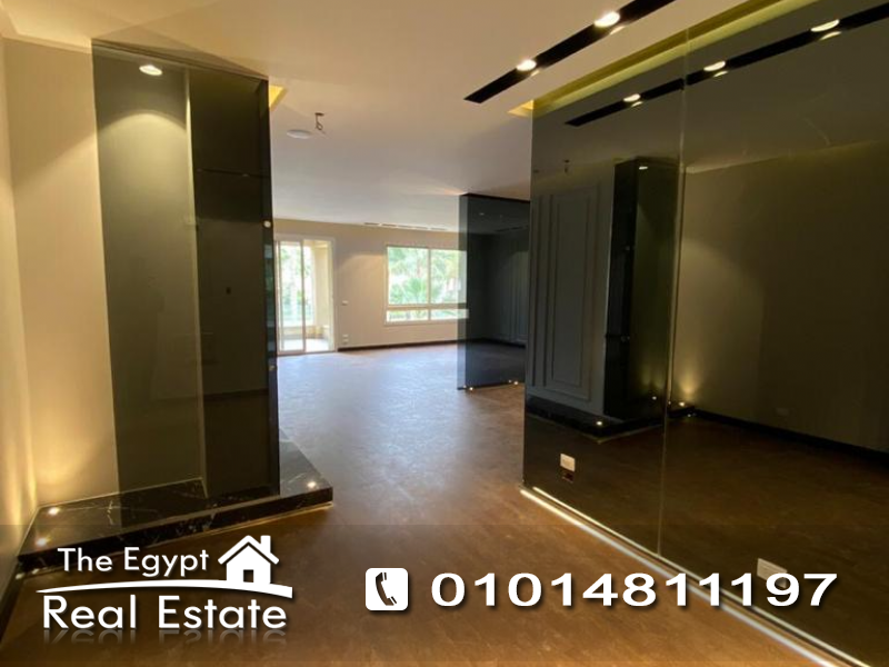 The Egypt Real Estate :Residential Apartments For Rent in  Park View - Cairo - Egypt
