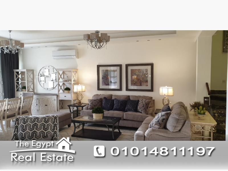 The Egypt Real Estate :Residential Duplex For Rent in  Park View - Cairo - Egypt