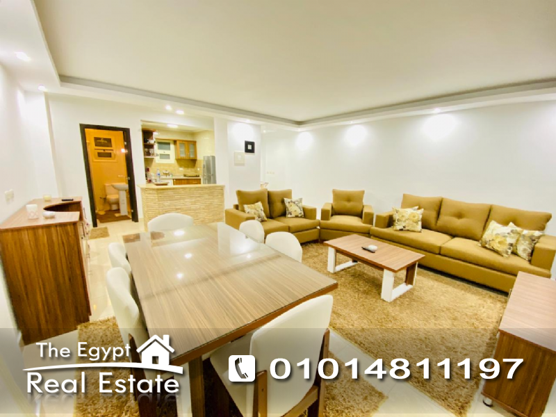 The Egypt Real Estate :Residential Ground Floor For Rent in  Al Rehab City - Cairo - Egypt
