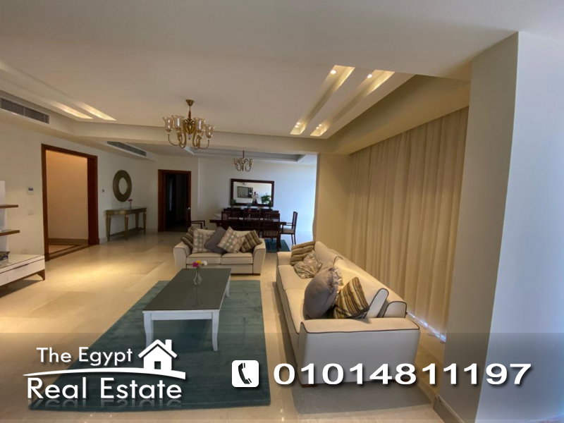 The Egypt Real Estate :Residential Apartments For Rent in  The Waterway Compound - Cairo - Egypt
