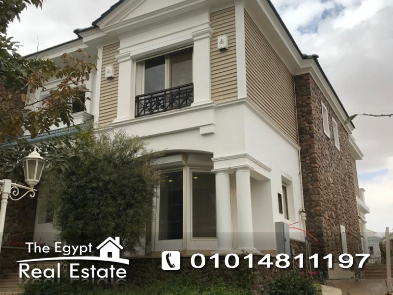 The Egypt Real Estate :Residential Stand Alone Villa For Rent in  Mountain View 1 - Cairo - Egypt