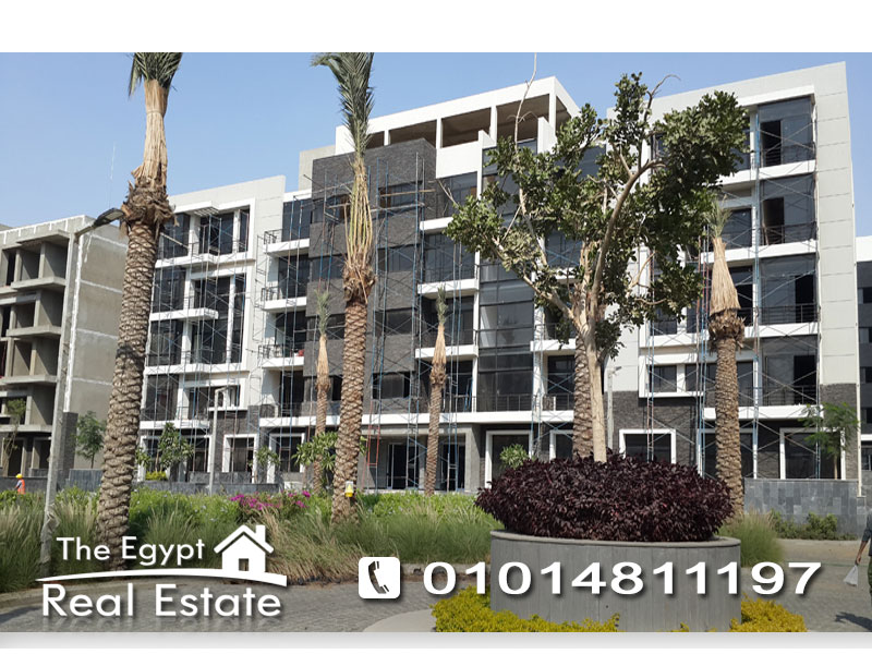 The Egypt Real Estate Residential Apartments For Rent In Waterway Compound Cairo