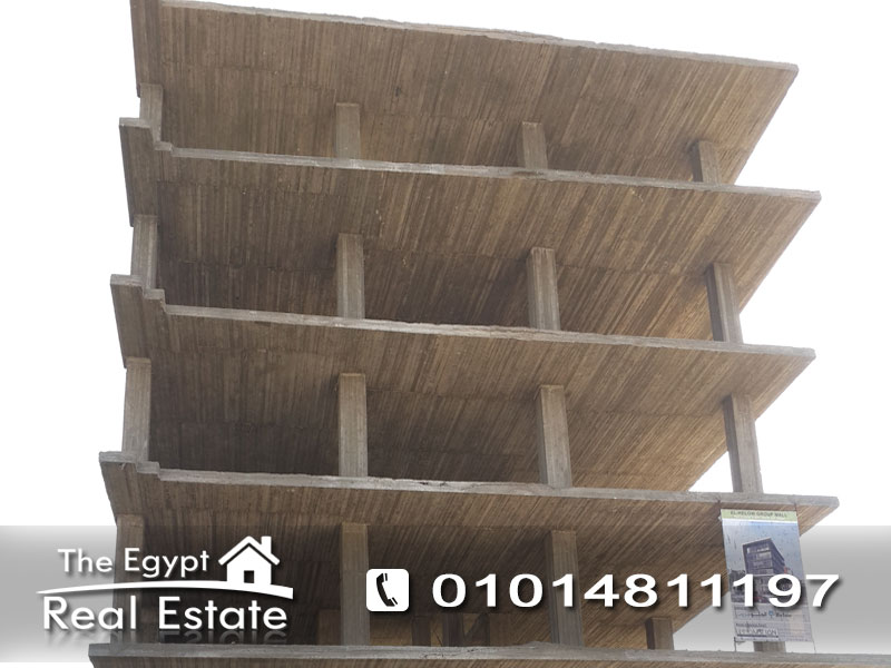 The Egypt Real Estate :650 :Commercial Building For Sale in  New Cairo - Cairo - Egypt