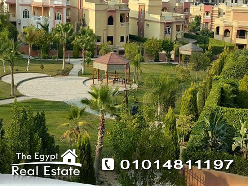Twin House For Sale In Fleur De Ville Compound Cairo Egypt