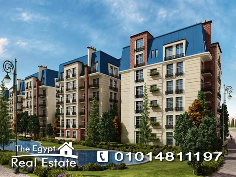 The Egypt Real Estate Residential Apartment For In Neopolis Compound Cairo