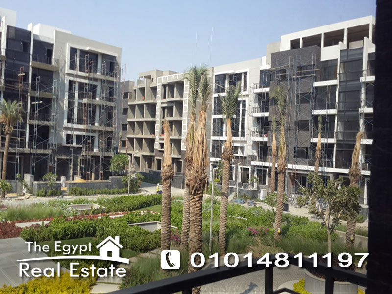The Egypt Real Estate Residential Apartment For In Waterway Compound Cairo